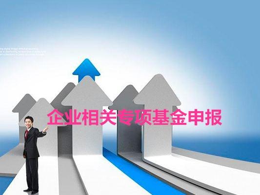 沈阳企业相关专项基金申报
